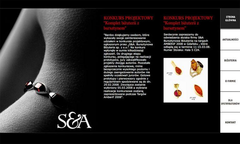 Interaktywna Prezentacja S & A
